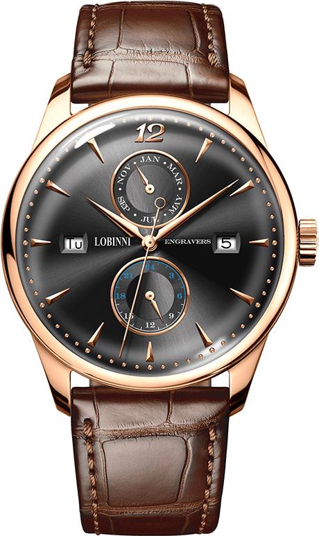 Đồng hồ nam chính hãng LOBINNI L1803-5