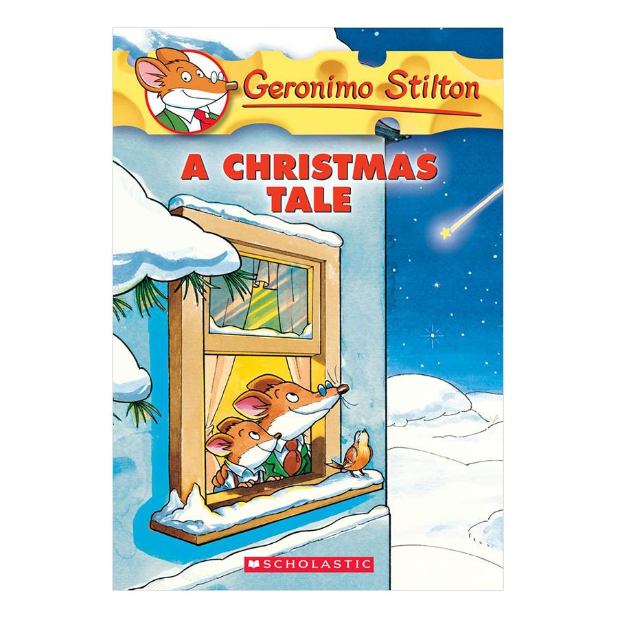 Geronimo Stilton: A Christmas Tale