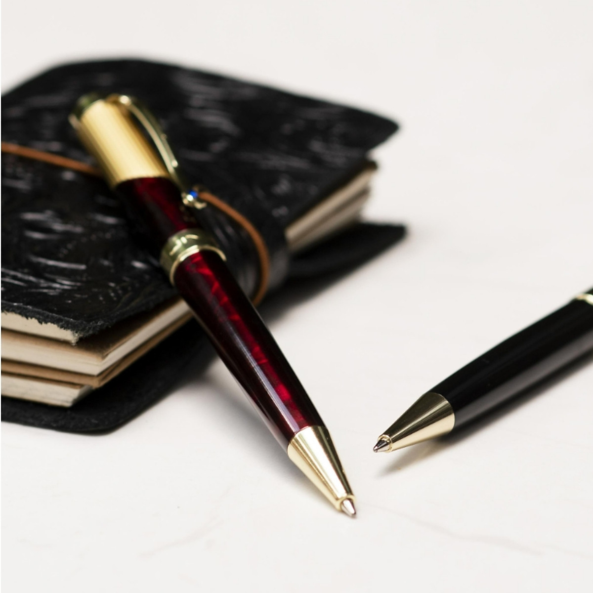 Bút ký cao cấp LC  093, Bút Ký Tên thép nguyên khối  Quyền Lực Cao Cấp