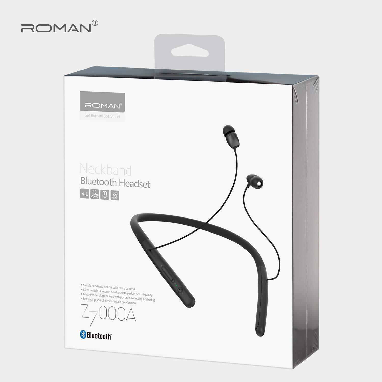 Tai nghe Bluetooth Roman Z7000 - Hàng chính hãng