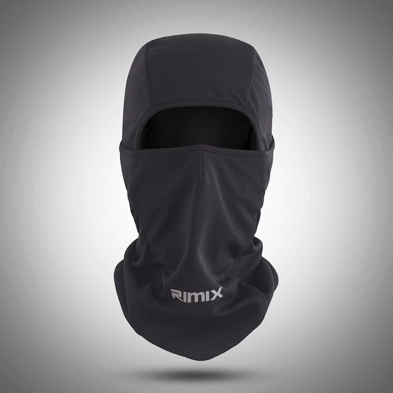 Khăn Rimix Đa Năng Trùm Đầu Ninja Fullface Chống Nắng, Chống Tia UV Thích Hợp Đi Xe , Chạy Bộ , Leo Núi  Dành Cho Cả Nam Và Nữ Rimix - Hàng Chính Hãng