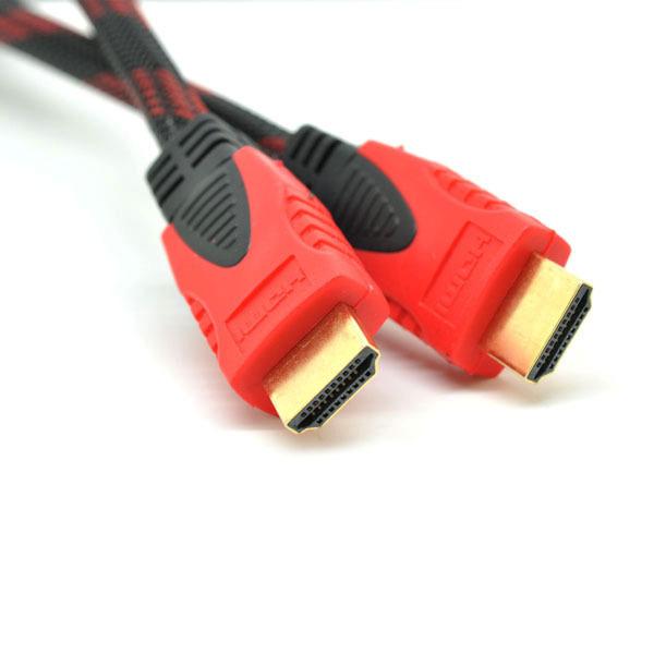 Cáp HDMI 10m bọc lưới chống nhiễu