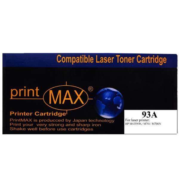 Hộp mực PrintMax dành cho máy in HP 93A - Hàng chính hãng