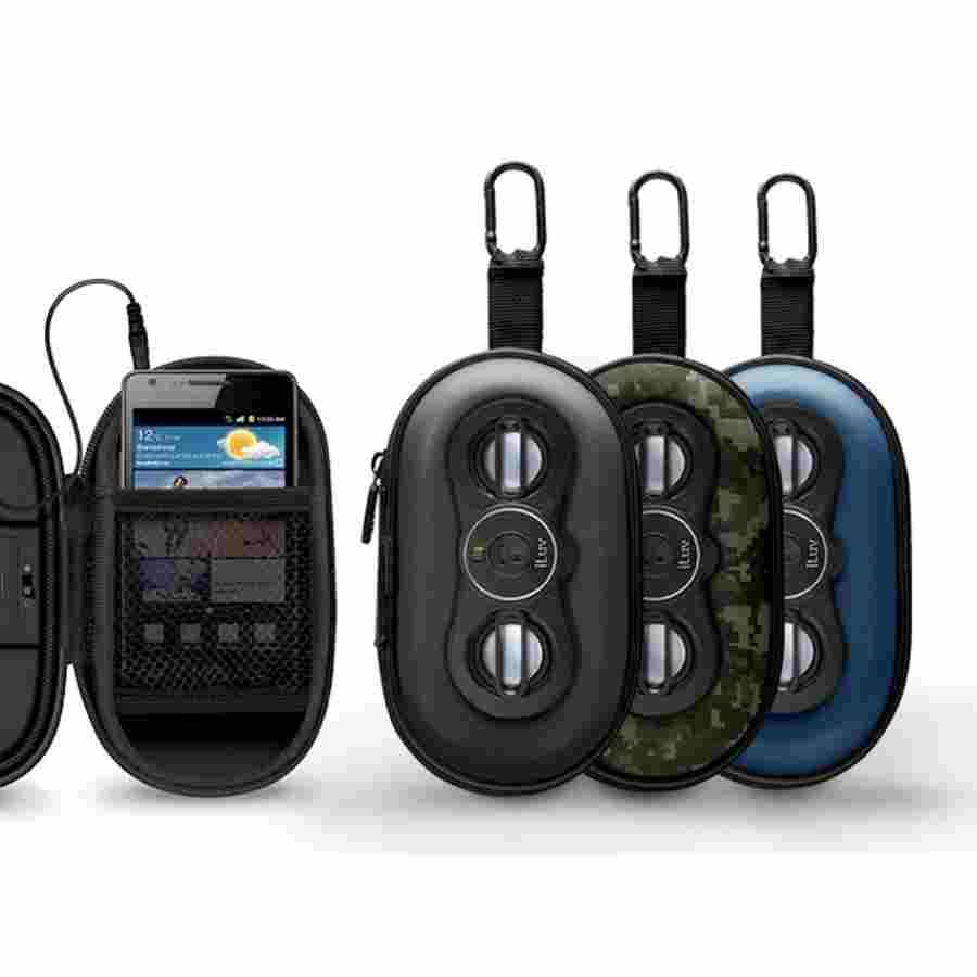 Loa di động kiêm túi đựng điện thoại SMASHBOX ILUV PRO nhập khẩu