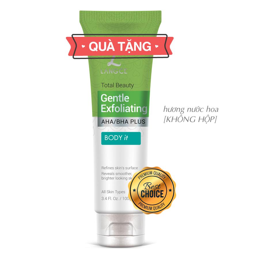 Collagen Trắng Da Toàn Thân 7 Ngày 250ml TẶNG Tẩy Tế Bào Chết Toàn Thân Nước Hoa 100ml LANGCE