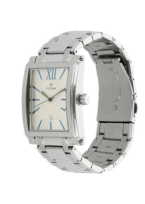 Đồng hồ đeo tay nam  hiệu Titan 9327SM01