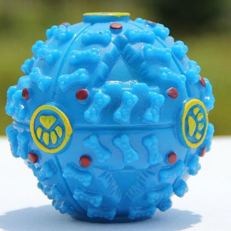 Đồ chơi cho thú cưng quả bóng - Màu giao ngẫu nhiên