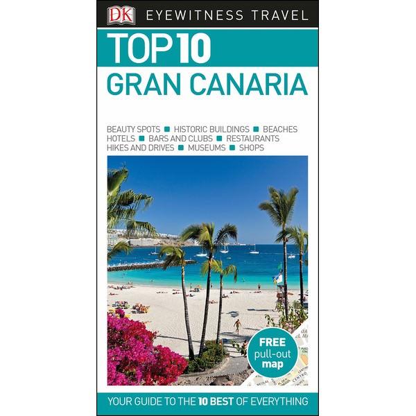 DK Eyewitness Top 10 Gran Canaria