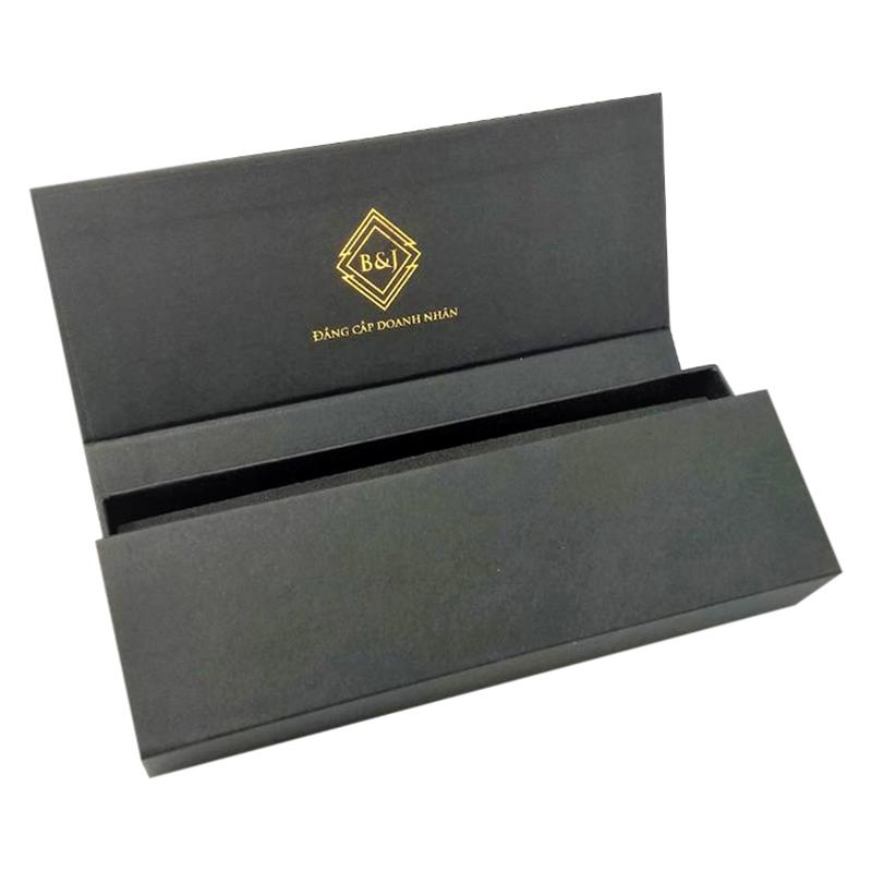 Bút Ký Tên Dạ Bi Kim Loại kết hợp Celluloid Vân Đá  Khác Biệt B&J dành cho doanh nhân, khẳng định đẳng cấp cá nhân - BJ015