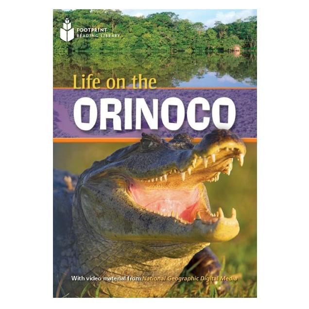 Life On The Orinoco: Footprint Reading Library 800 - 9781424011476,62_18610,433000,tiki.vn,Life-On-The-Orinoco-Footprint-Reading-Library-800-62_18610,Life On The Orinoco: Footprint Reading Library 800