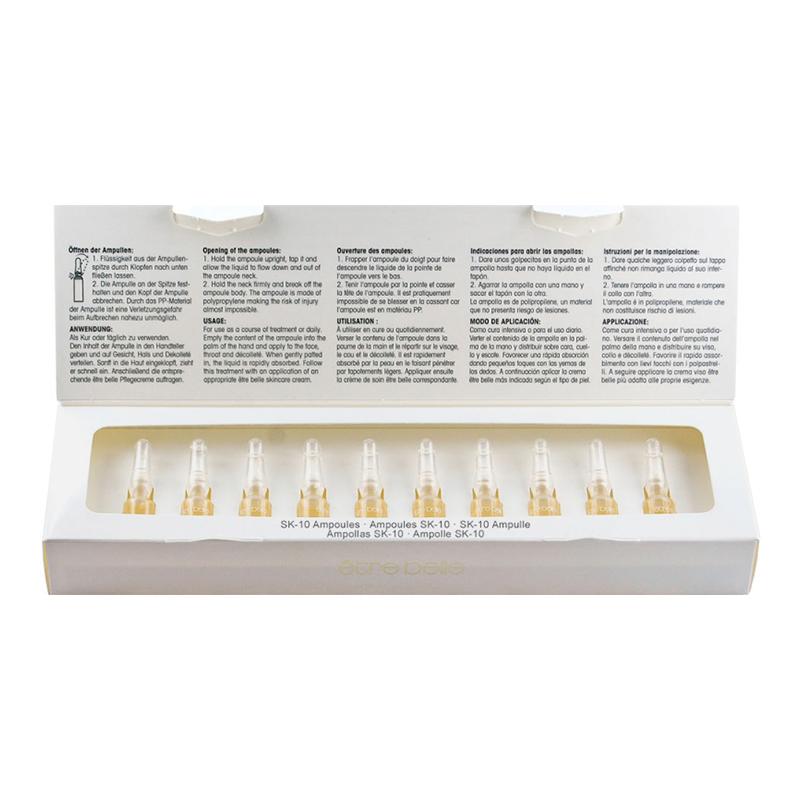 Tinh Chất Giảm Mụn Être Belle SK-10 Ampoules (Hộp 10 ống x 1.5ml)