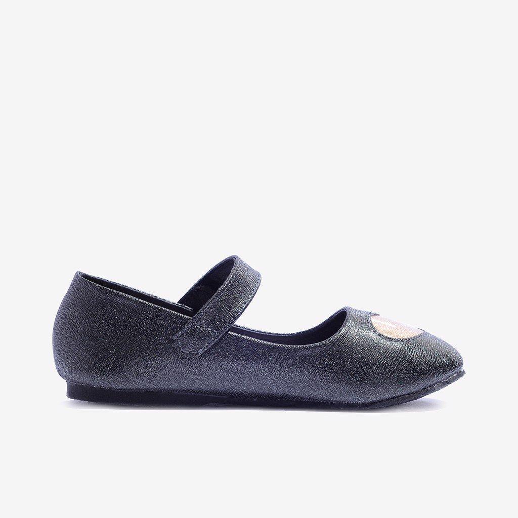 Giày Búp Bê Bé Gái DBB007288DEN (Đen)