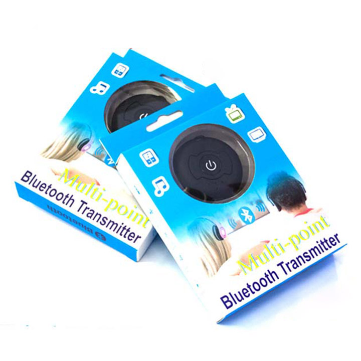 Thiết bị phát âm thanh Bluetooth 4.0 đa điểm không dây H-366T