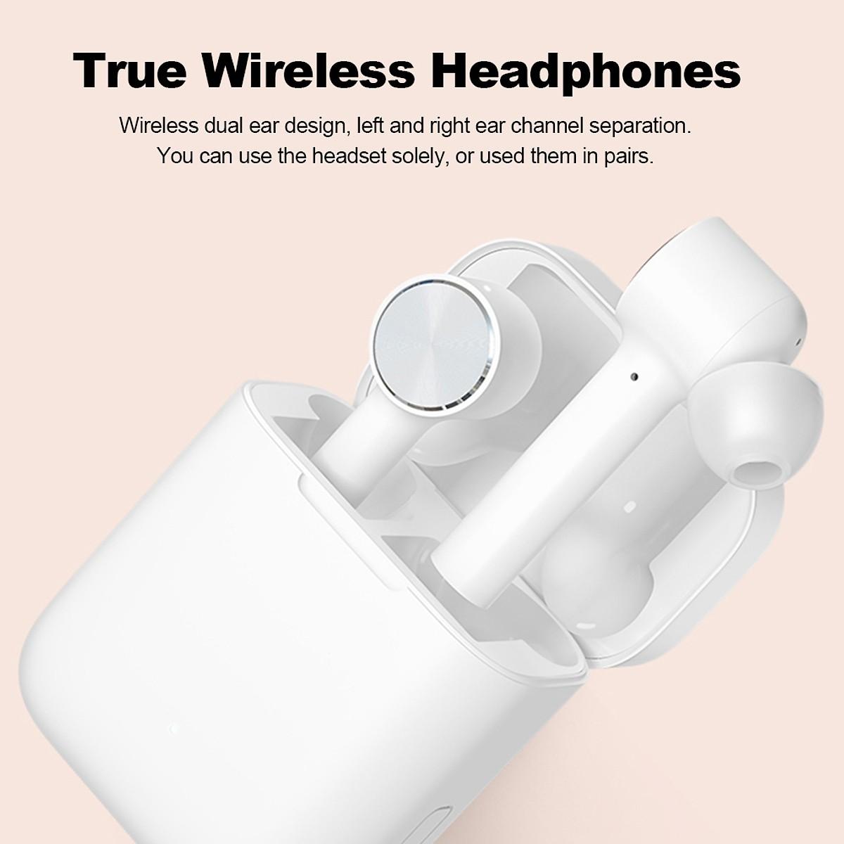 Tai Nghe True Wireless Xiaomi Redmi Airdots Pro - Hàng Chính Hãng