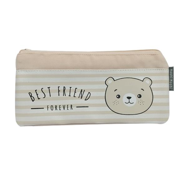 Bóp Viết Vải Moshi Moshi 090 - Hình Gấu