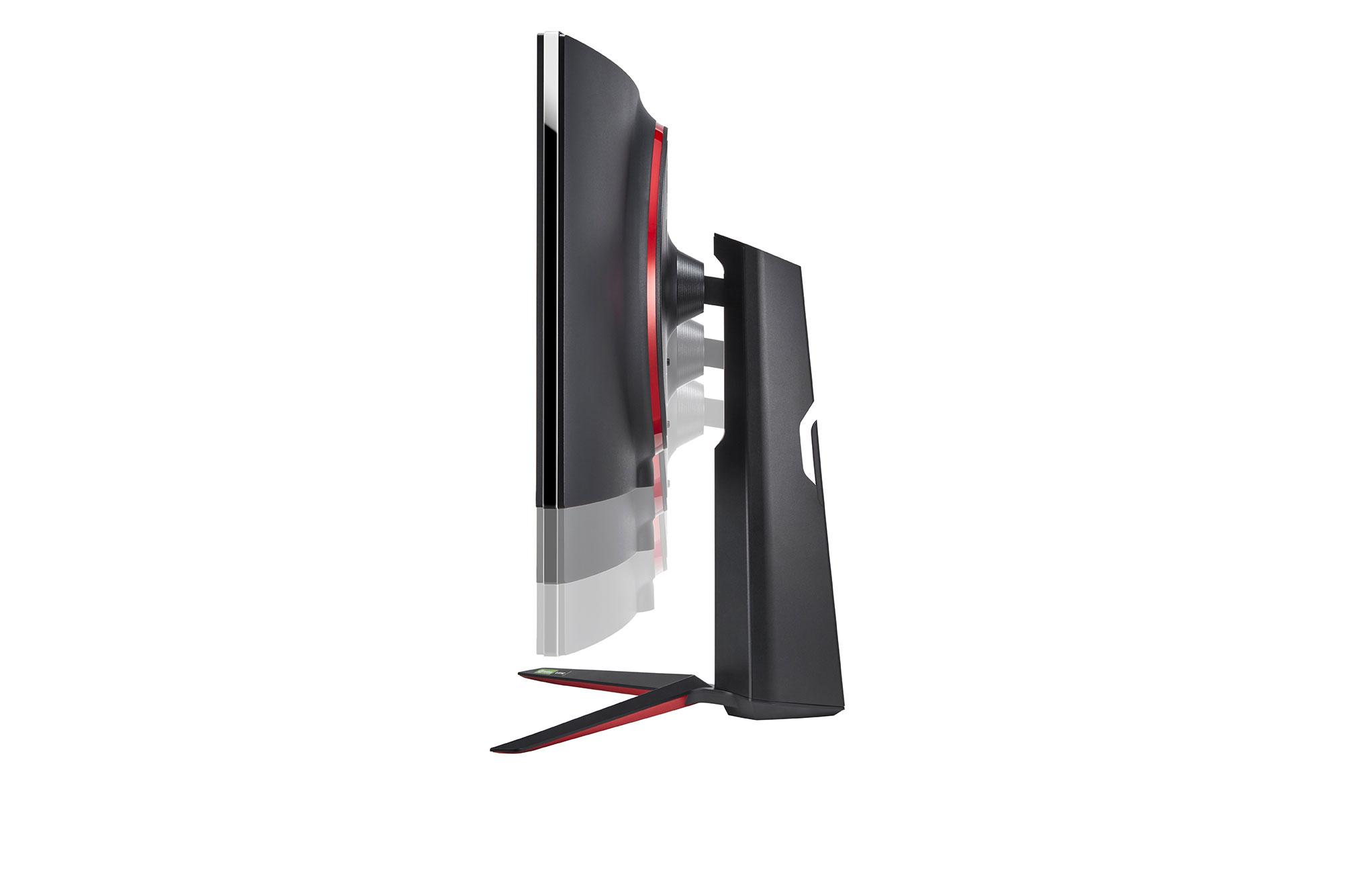 Màn Hình Cong Gaming LG UltraGear 34GN850-B 34'' 21:9 WQHD (3440x1440) 1ms 160Hz Nano IPS G-Sync - Hàng Chính Hãng