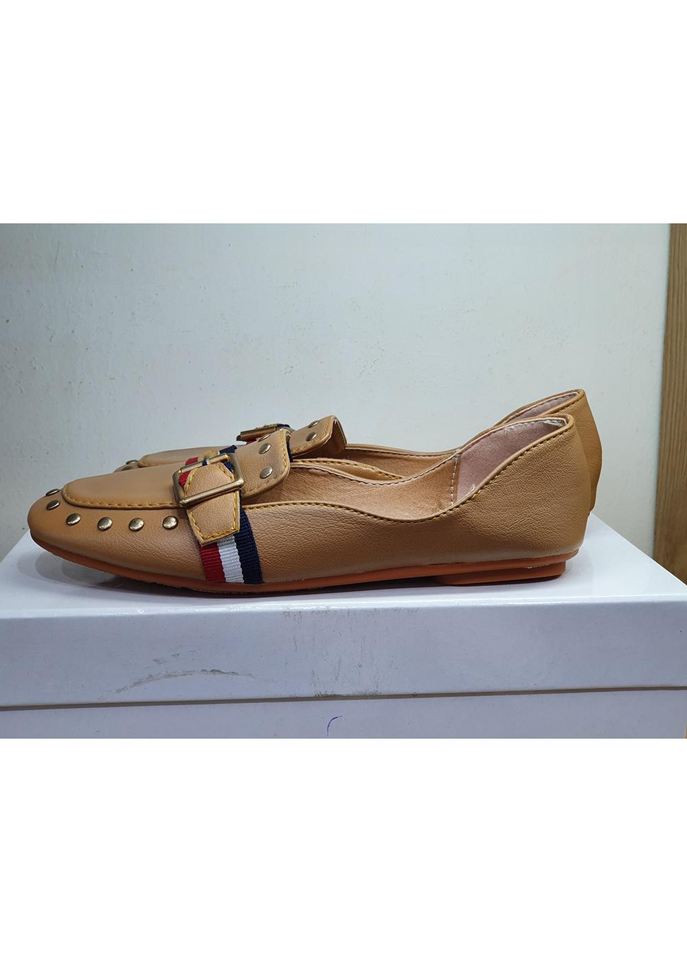 Giày lười nữ phong cách GLPT-149