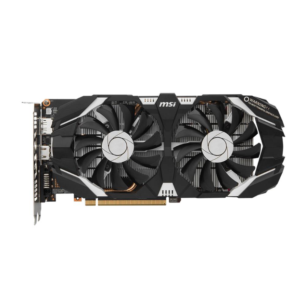 Card màn hình MSI GeForce GTX 1060 6GB GDDR5 OCV2 - Hàng chính hãng