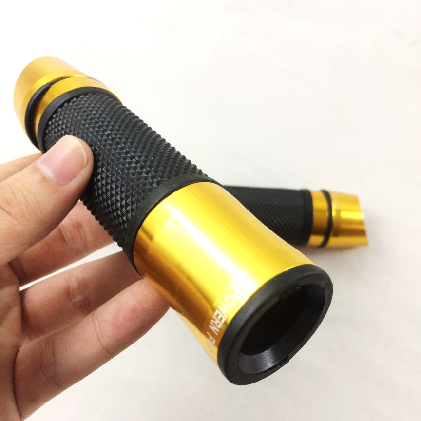 Bộ 2 bao tay gù xéo dành cho xe máy (màu vàng)