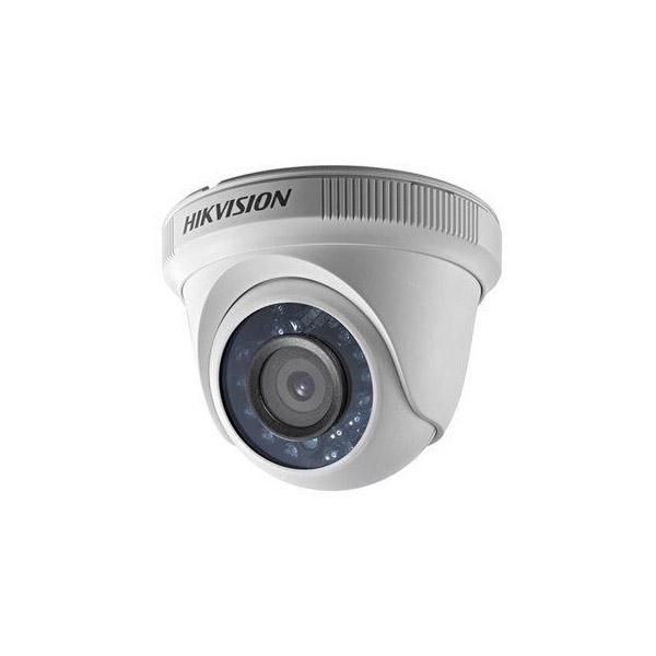 Camera HD-TVI bán cầu hồng ngoại 20m trong nhà 2.0 Mega Pixel ( lõi thép ) - Hàng Nhập Khẩu