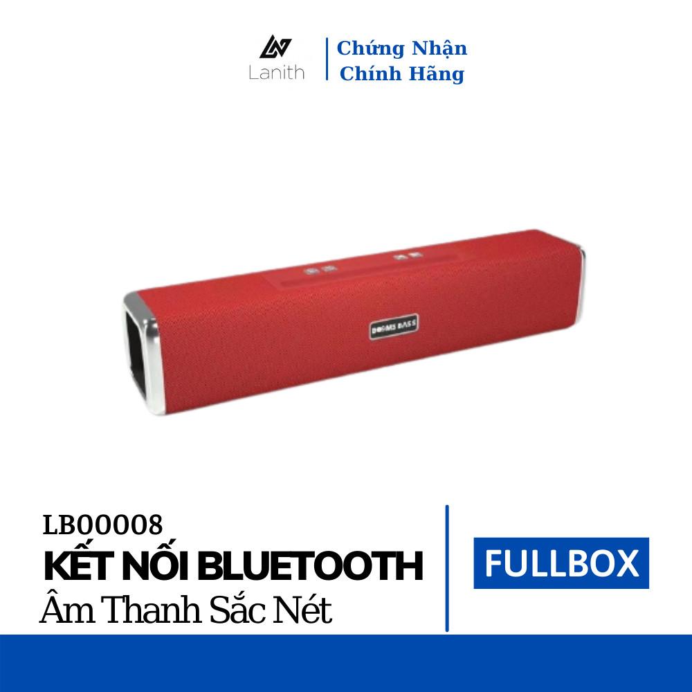 Loa Bluetooth Lanith Bombass L8 âm thanh cực hay - bass siêu trầm - Thiết  kế nhỏ gọn -
