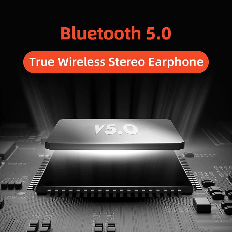 Tai Nghe Bluetooth Không Dây Nhét Tai True Wireless  QCY-T3 QCY T3 Mini Có Dock Tự Sạc Hàng Nhập Khẩu