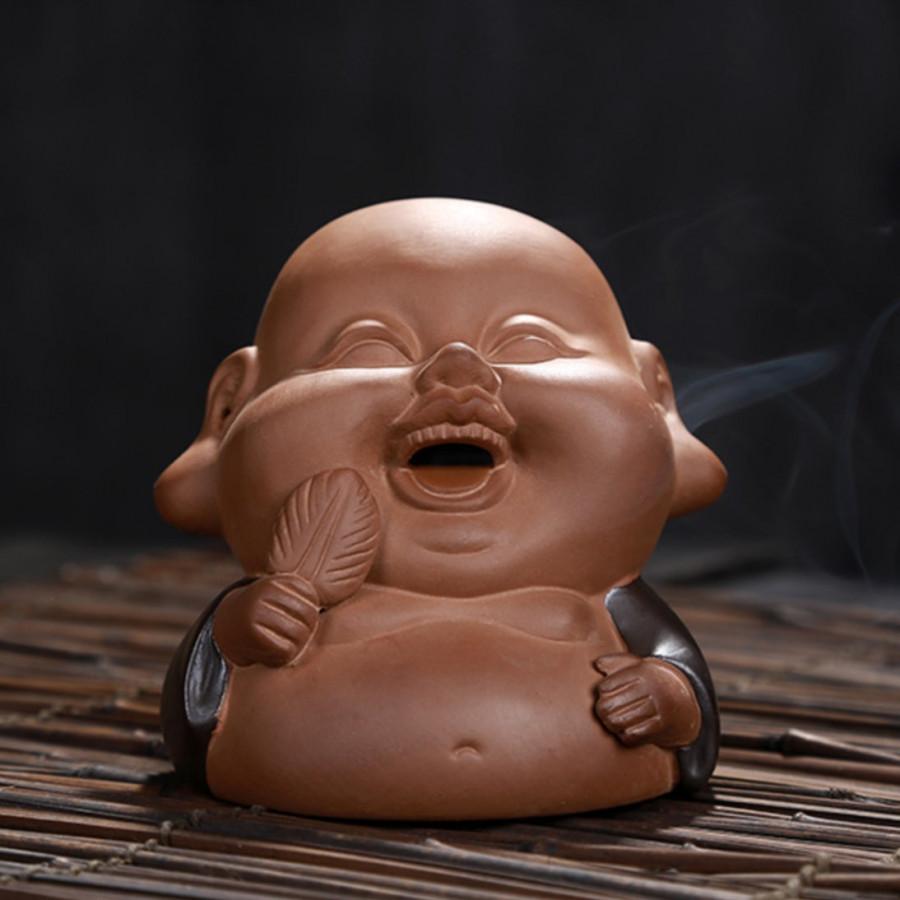 Tượng Trầm Phật Di Lặc