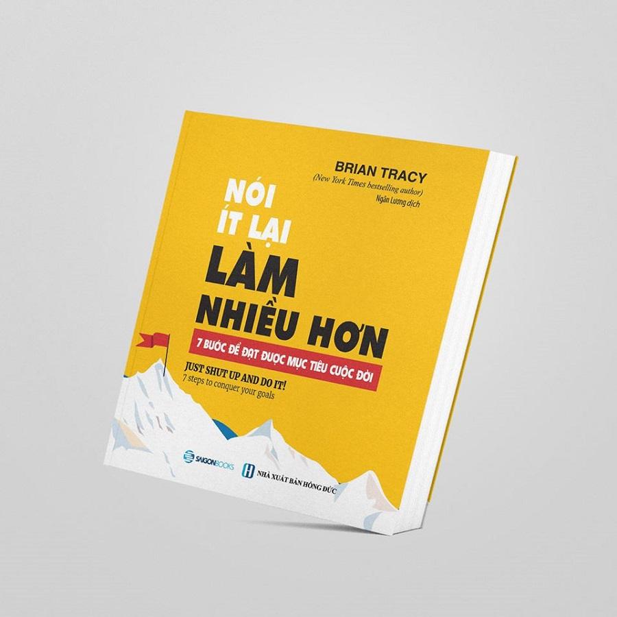 Combo 2 cuốn: Cuộc Chiến Công Sở + Nói Ít Lại, Làm Nhiều Hơn
