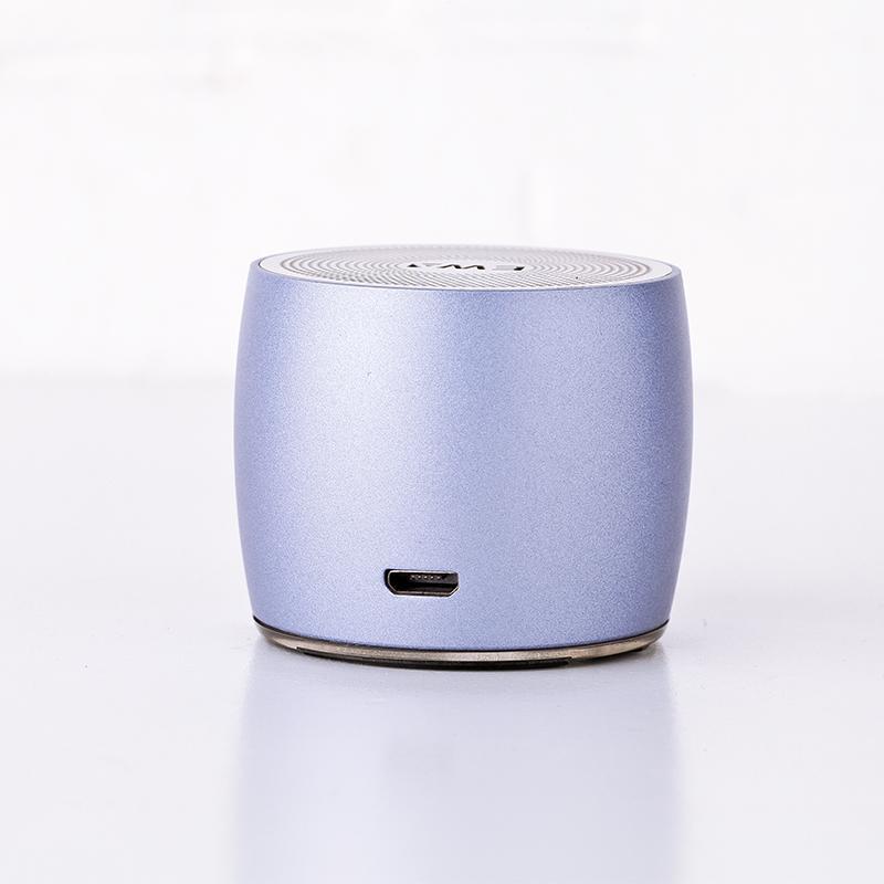 Loa Bluetooth EWA A103 Thiết Kế Cực Nhỏ Gọn, Công Suất Lớn, Bass Mạnh, Nghe Cực Hay, Có Túi Đựng - Màu ngẫu nhiên - Hàng Chính Hãng