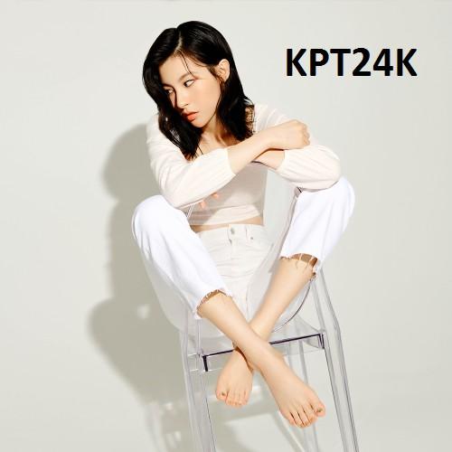 Bộ 24 Móng Chân Gel Dán Press & Go Kiss New York Nail Box - Aphrodite (KPT24K)