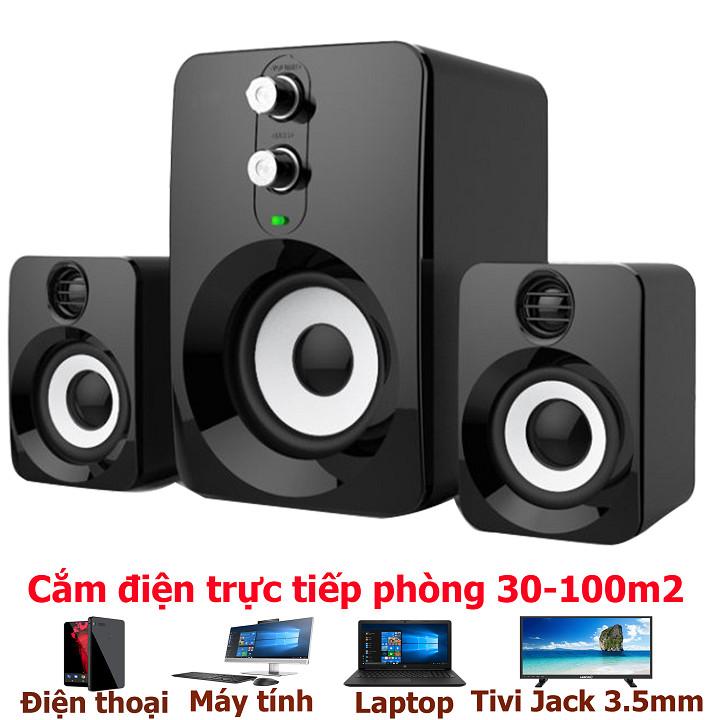 Loa Nghe Nhạc Điện thoại, Máy tính, PKCB 201 Speakers PF94