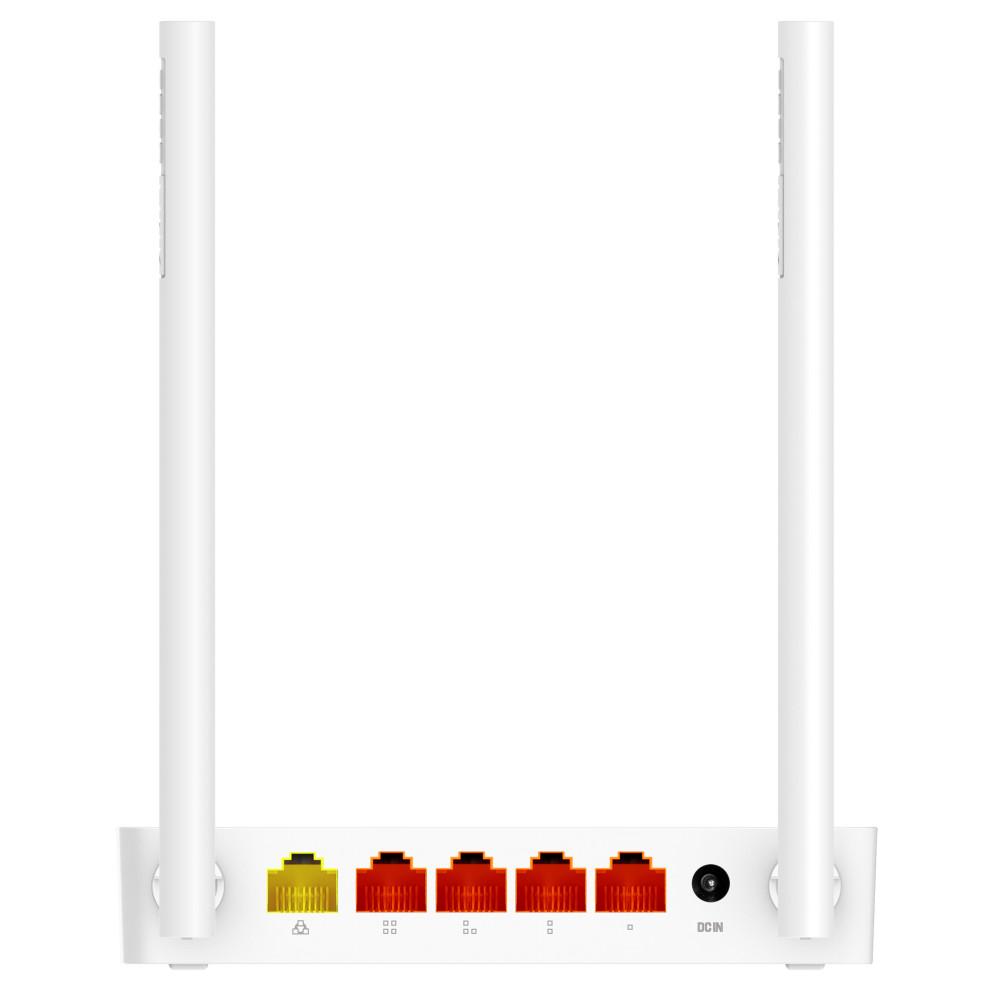 Router Wi-Fi TOTOLINK N350RT Chuẩn N 300Mbps - Hàng Chính Hãng