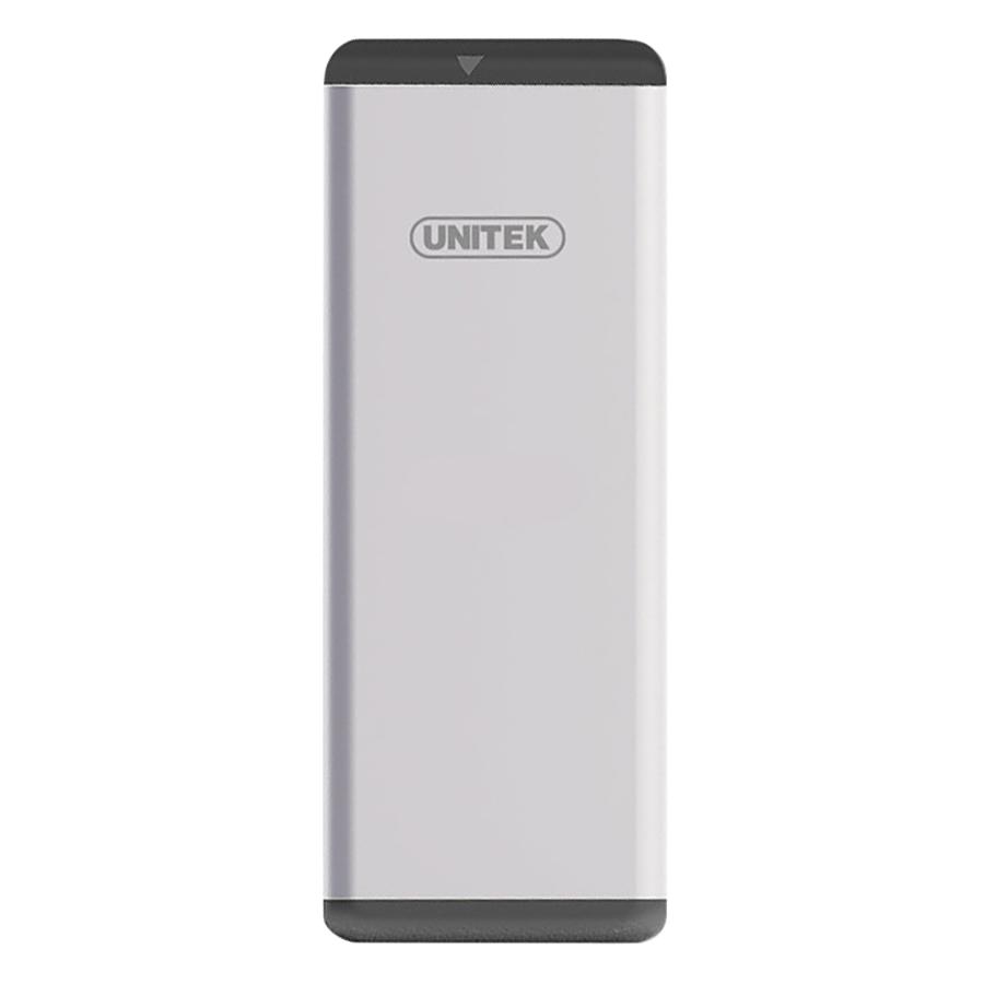 Box Chuyển SSD M2 Sata Sang Ổ Cứng Di Động Unitek Y-3365 Chuẩn 3.0 Hỗ Trợ Đến 5Gbps  - Hàng Nhập Khẩu