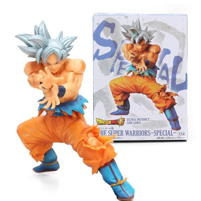 Mô Hình Son Goku Vô Cực - Ultra Instinct - Dragon Ball ( Mẫu 2 )