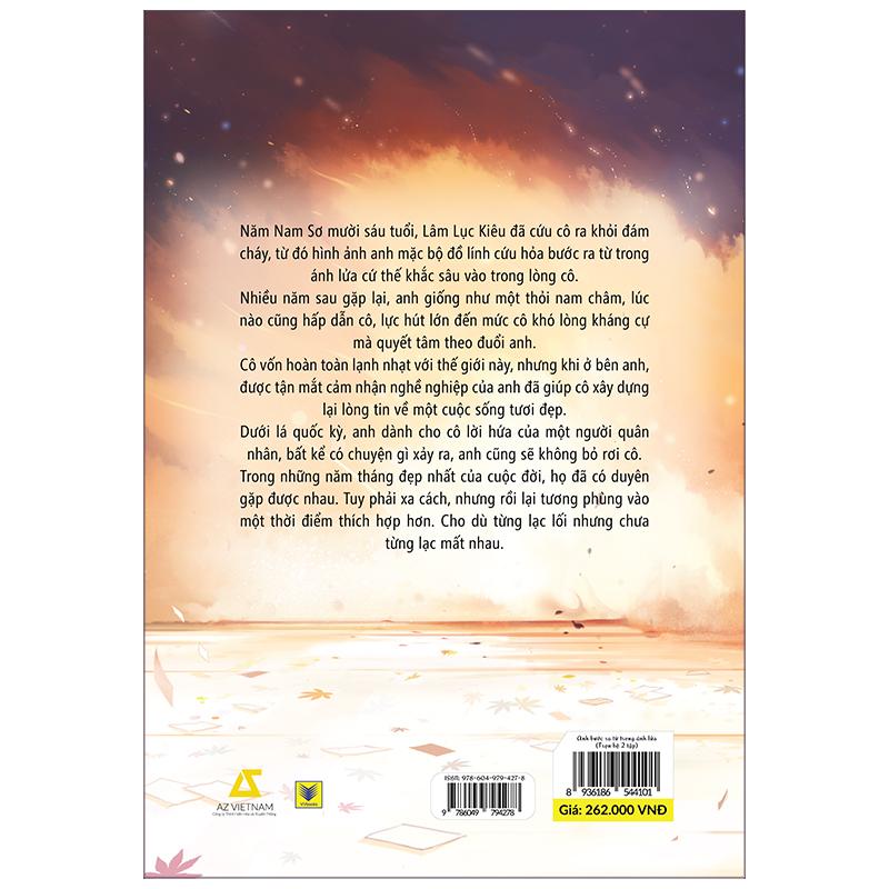 Anh Bước Ra Từ Trong Ánh Lửa (Tập 1&2)(Tặng Kèm Bookmark)