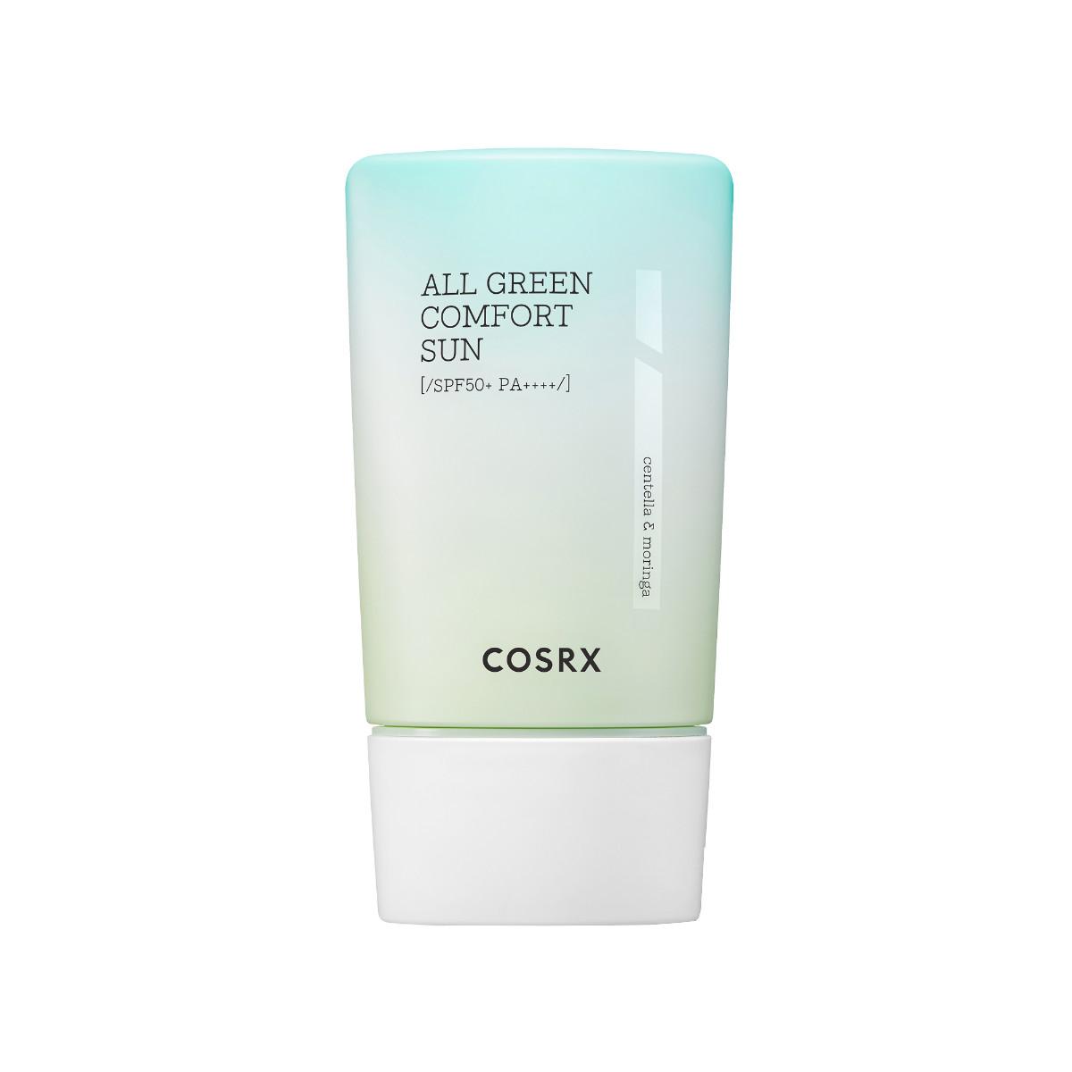 Kem Chống Nắng Cosrx Shield Fit All Green Comfort Sun SPF 50+ PA++++ 50ml