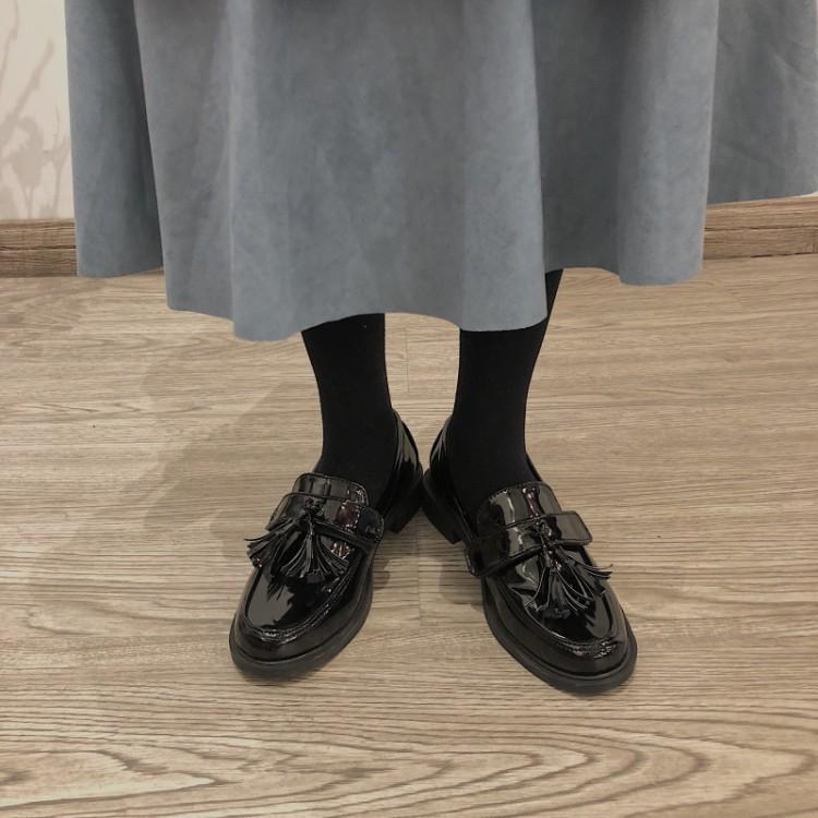 Giày lười 4 chi tiết