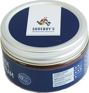 Combo kem vệ sinh giày + xi đánh giày Shoeboy's chính hãng nhập khẩu từ Đức (SB-BA1)