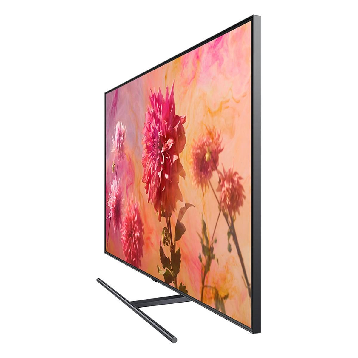 Smart Tivi Samsung 75 inch QLED 4K QA75Q9FNAKXXV - Hàng Chính Hãng + Tặng Khung Treo Cố Định