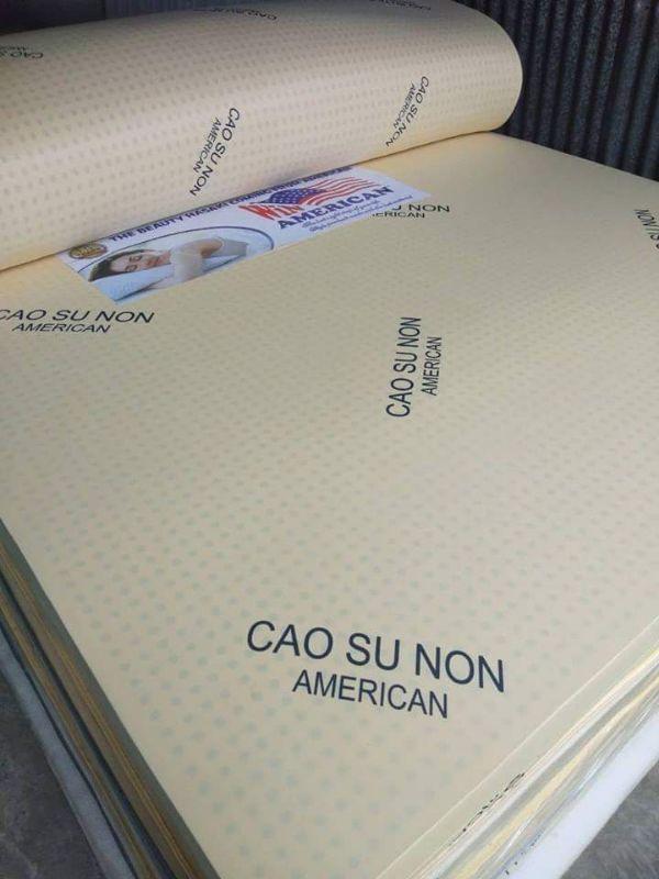 Nệm Cao Su Non (1m6 x 2m x 10cm)