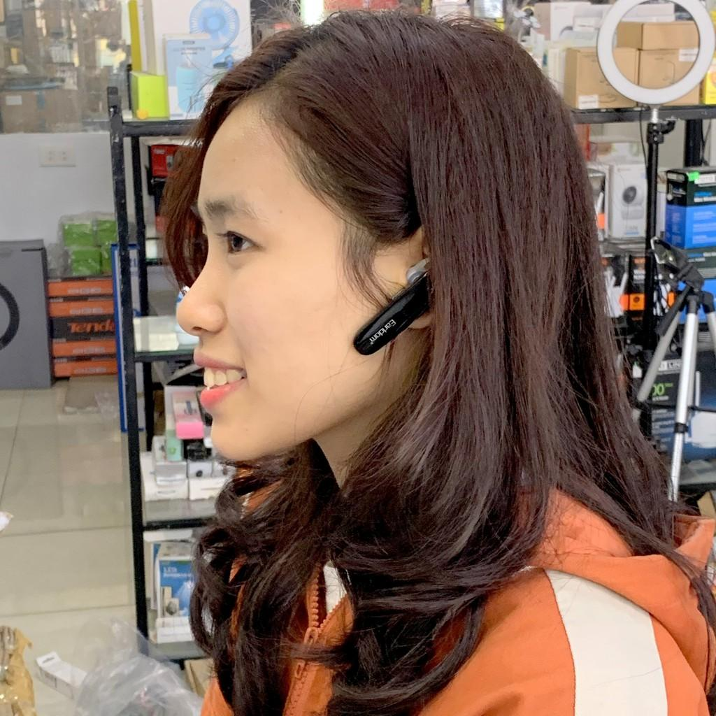 Tai nghe Bluetooth ko dây Bh07, tai bờ lu tút không dây thể thao pin bền chính hãng Earldom