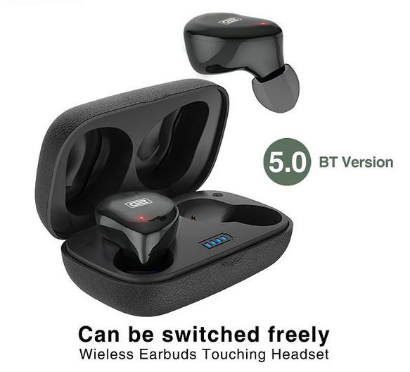 Tai Nghe Blutooth True Wireless Earldom BH34 hàng chính hãng