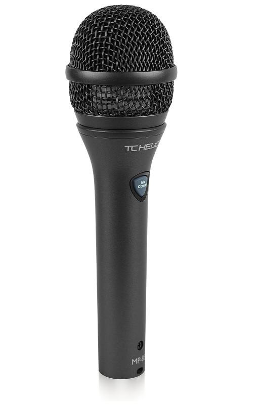 TC Helicon MP-85 Dynamic Microphone with Mic Control- Hàng Chính Hãng