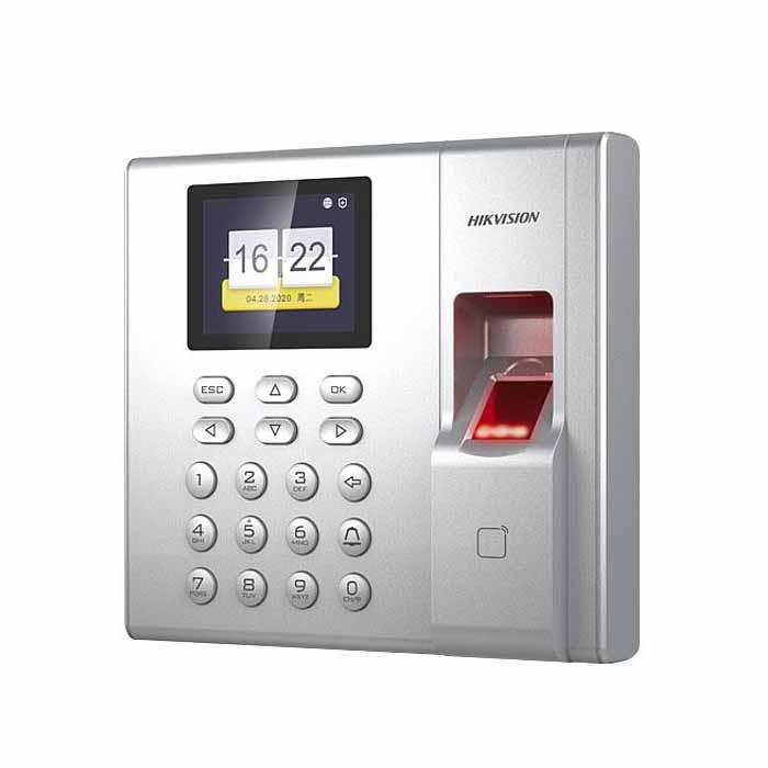 Máy chấm công vân tay DS-K1T8003F Hikvision chính hãng Tptechs
