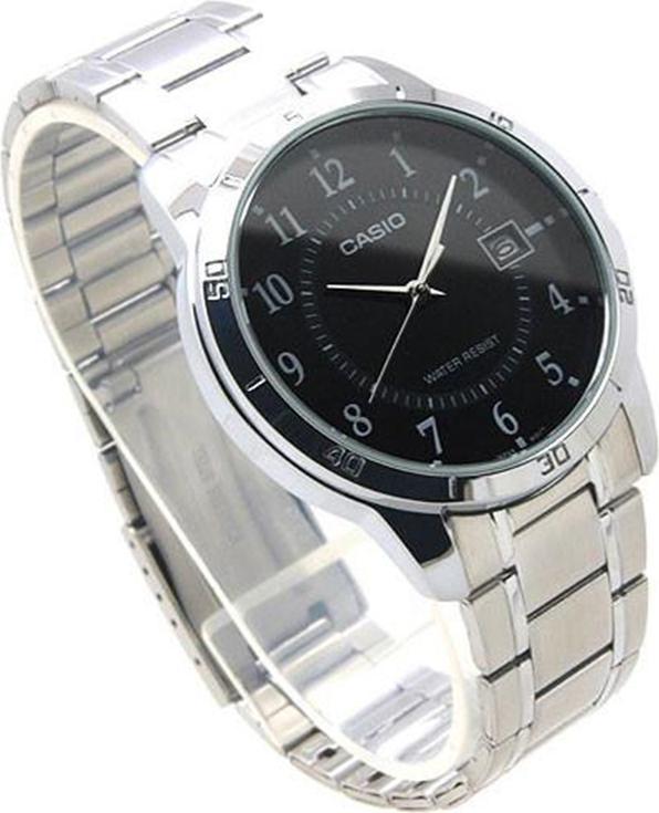 Đồng hồ nam dây kim loại Casio MTP-V004D-1BUDF