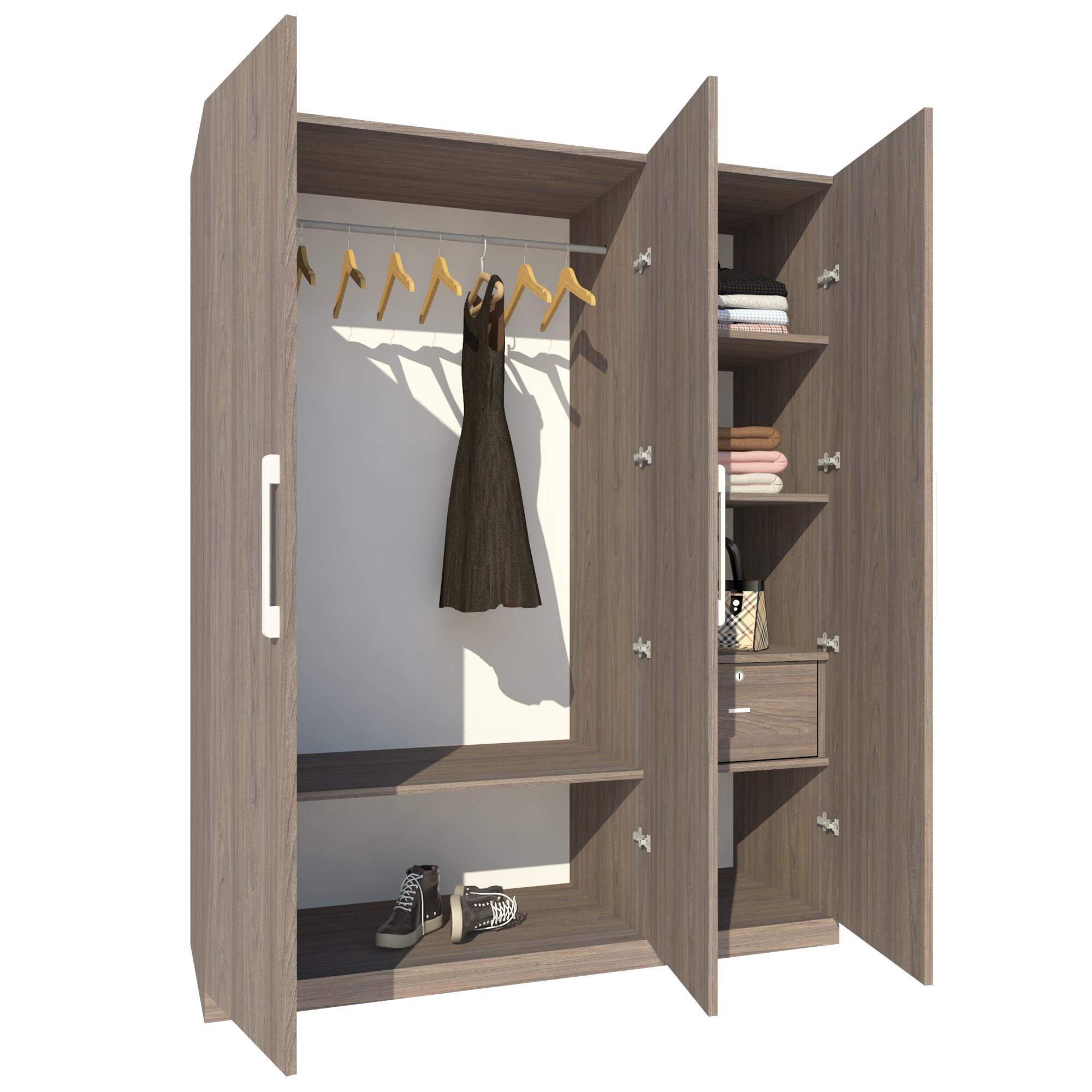 Tủ Áo FT024N (140cm x 200cm)