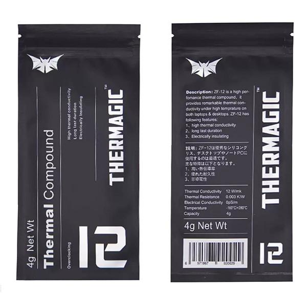 Kem Tản Nhiệt Thermagic Thermal Compound ZF-12 4g - Hàng Chính Hãng