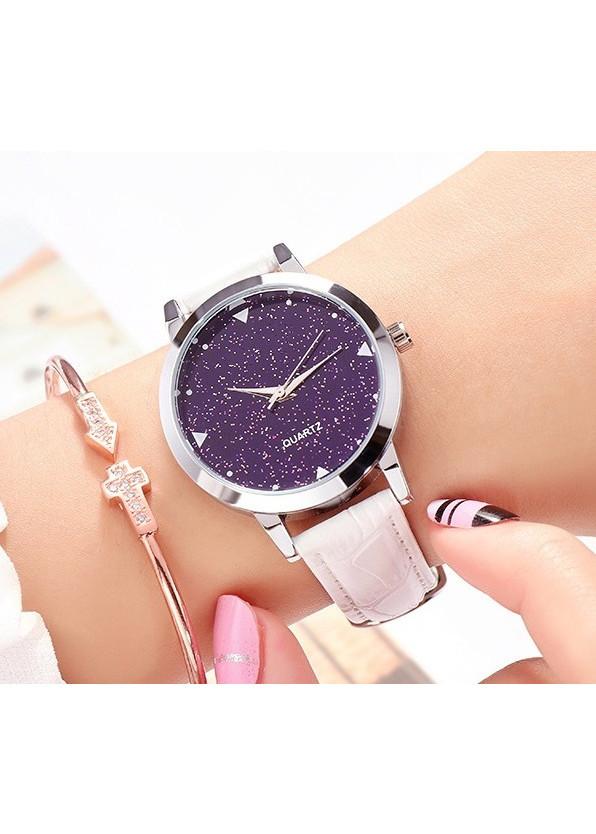 Đồng hồ nữ dây da thời trang xinh xắn BC-034
