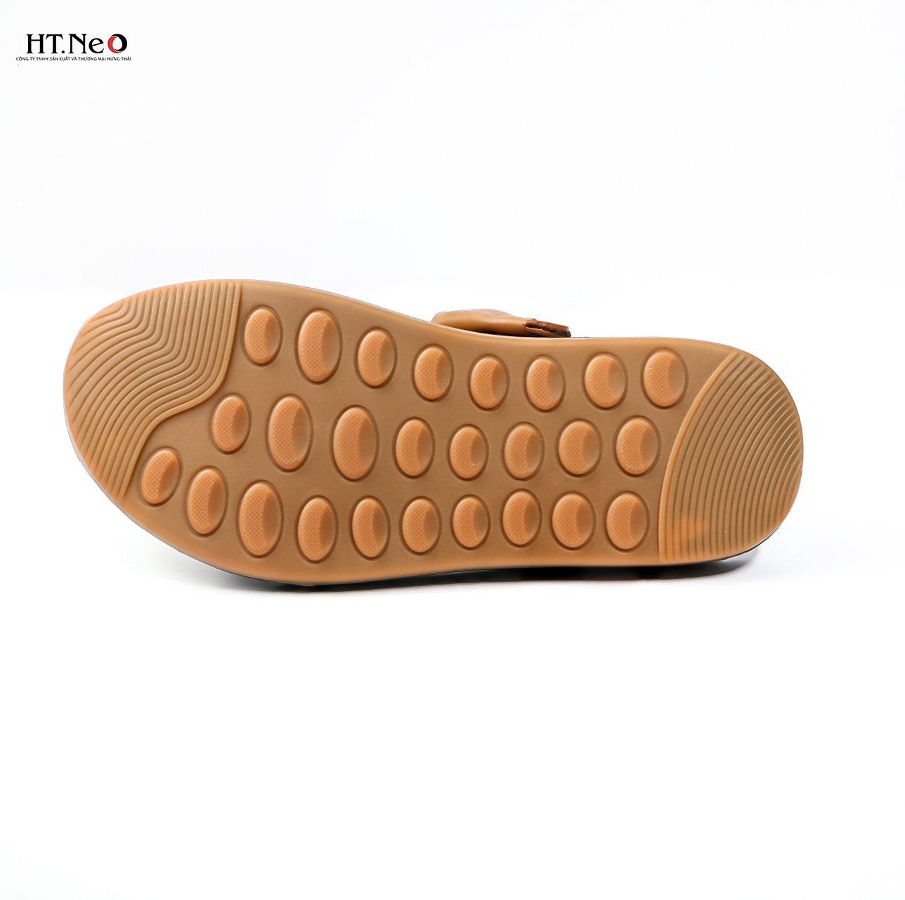 Sandal Nam Da Bò Cao Cấp SD80