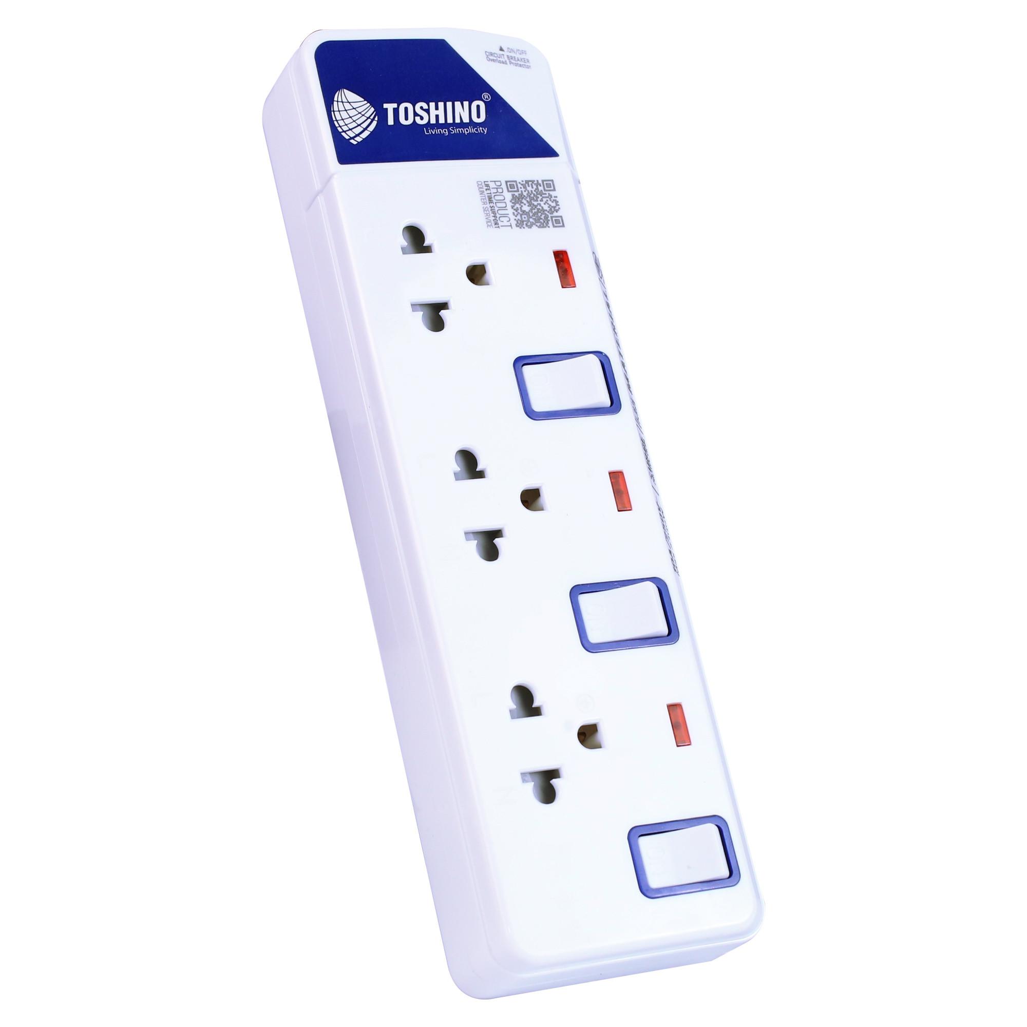 Ổ cắm điện chống sét ET913